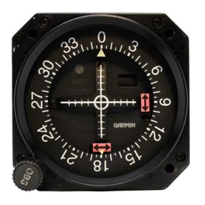 GI-106B Course Deviation Indicator Garmin