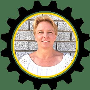Candice Van Der Merwe